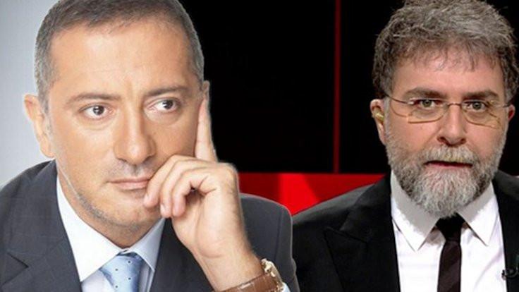 Fatih Altaylı'dan Ahmet Hakan'a: Yalanı yalanla savunan Ahmet