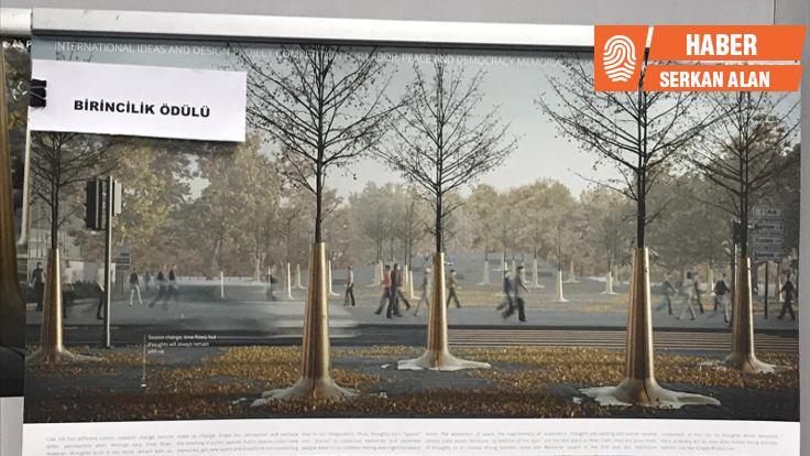 Anıt yarışmasını kazanan proje belli oldu