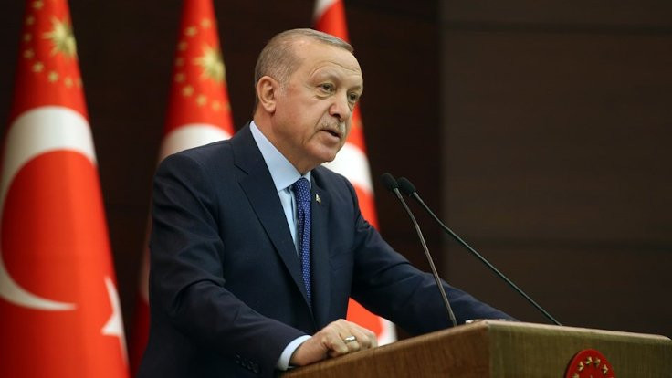 Erdoğan: Şehirler arası seyahatler izne bağlandı