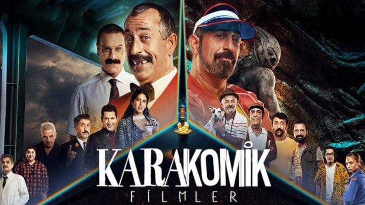 Karakomik Filmler Netflix'te