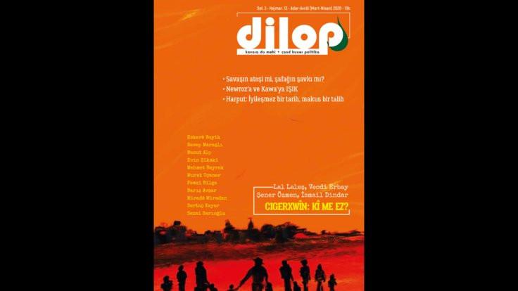 Dilop'da Newroz var