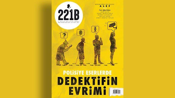 221B'nin yeni sayısı dijitalde