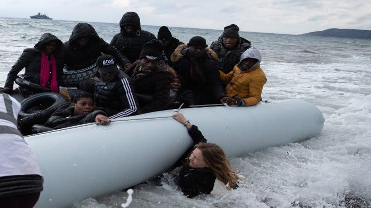 Erdoğan, Ege Denizi'ni mültecilere kapattı