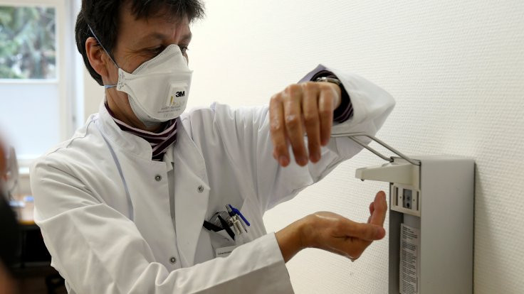 'Sahte dezenfektan' iddiası Meclis gündeminde