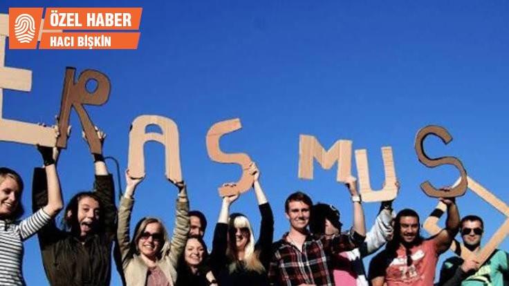 'Erasmus öğrencileri bugün elçiliklere başvursun'