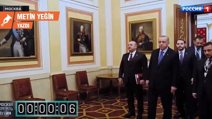 Sekiz Pantsir, bir Erdoğan ve gölgelerin gücü