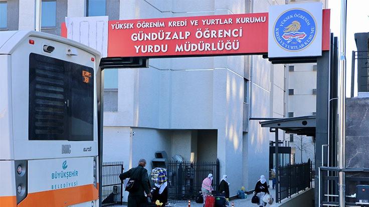 Eskişehir'de 275 umreci yurtlara yerleştirildi