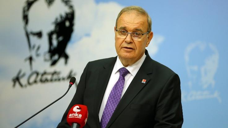 CHP: Ucube rejimde istifa değil azil olur