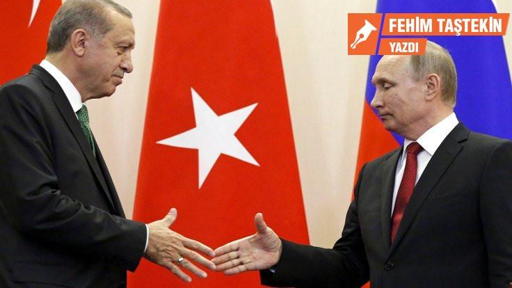 Bu ateş Türkiye'yi 'vekil devlet' yapar