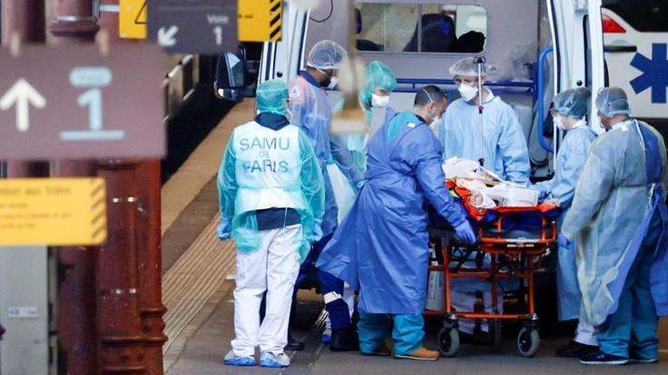 Fransa'da koronadan en çok ölüm yaşanan gün