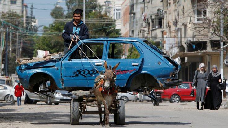 Gazze'den karantina mesajı: Hoşgeldiniz!
