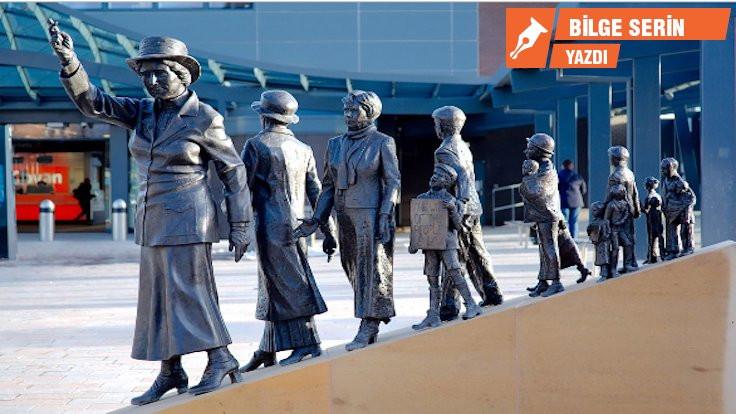 Taşınmıyoruz!-1915 Glasgow kira grevleri ve kadın hareketi