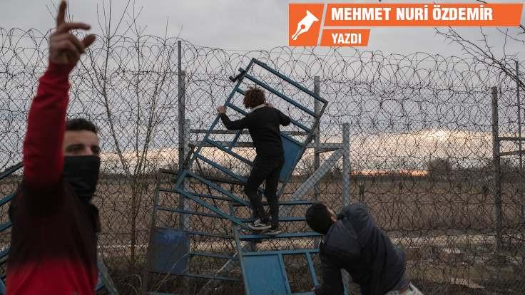 Göçmenler ve mülteciler için sol strateji