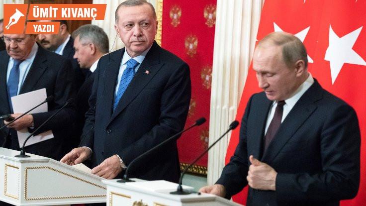 Moskova bilançosu: 'Yeni İdlib'