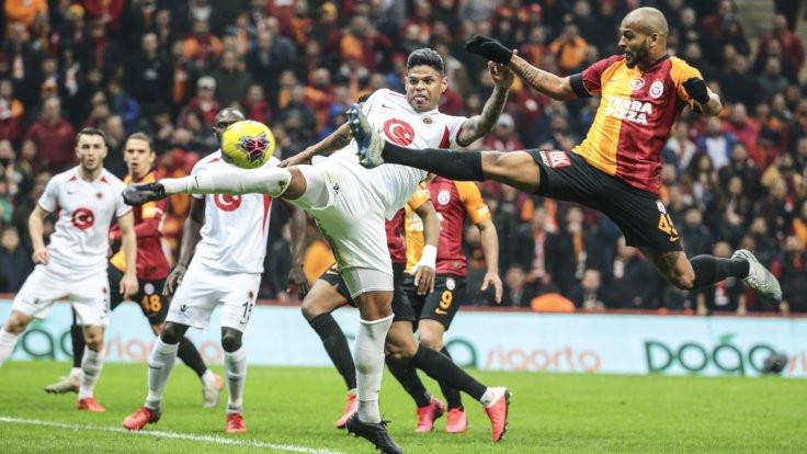 Galatasaray seriye devam ediyor