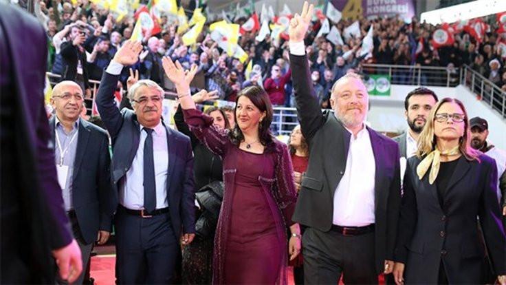 HDP MYK belirlendi, sırada görev dağılımı var