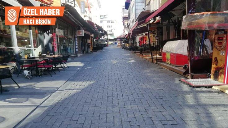 İstanbul kilitlendi, esnaf ne yapacağını bilmiyor