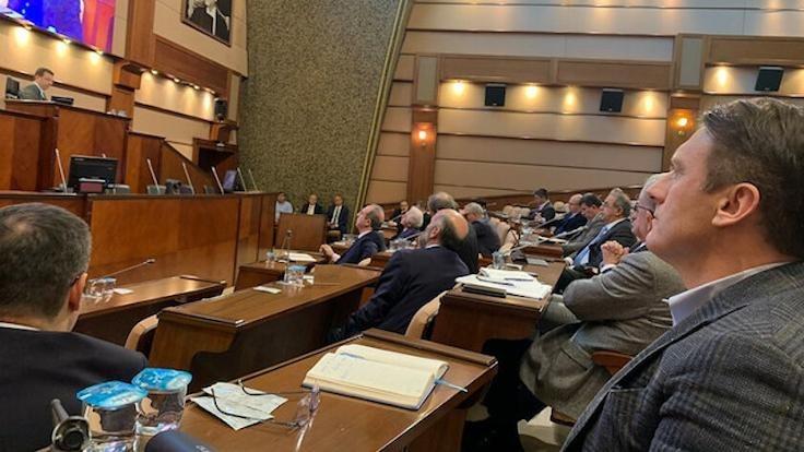 Salgın toplantısına AK Partililer katılmadı