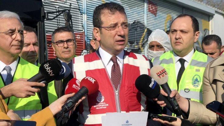 İstanbul'daki tüm binalar taranacak