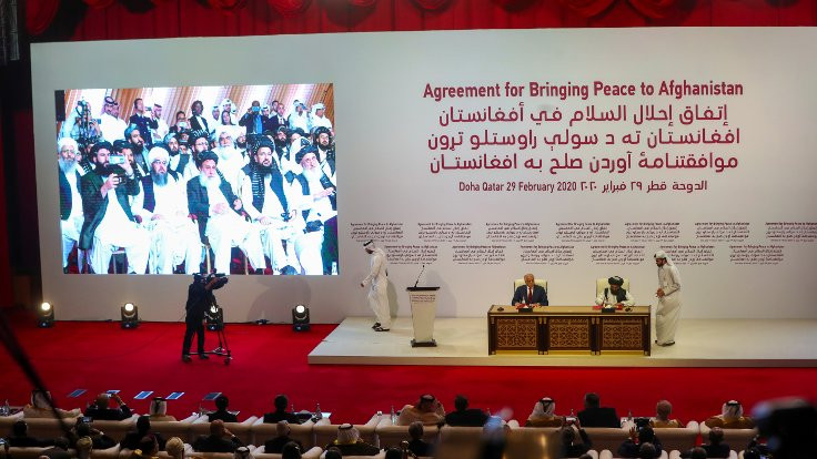 Barış antlaşmasından üç gün sonra çatışma