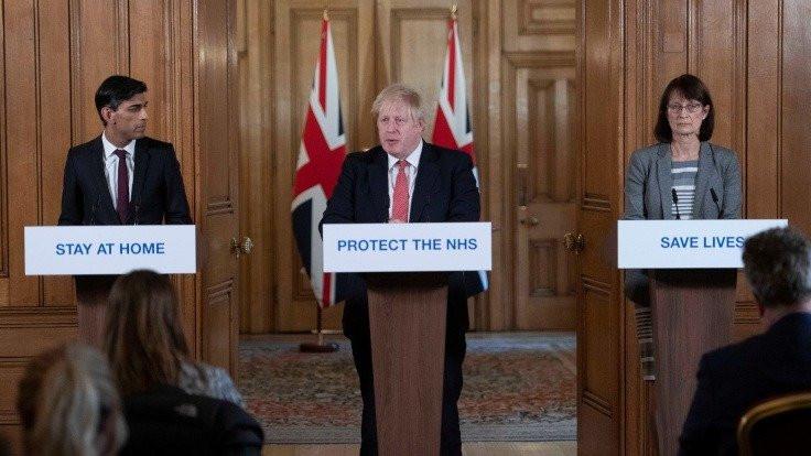 İngiltere'de maaşın yüzde 80'ini devlet ödeyecek