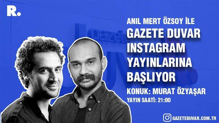 Gazete Duvar Instagram yayınlarına başladı