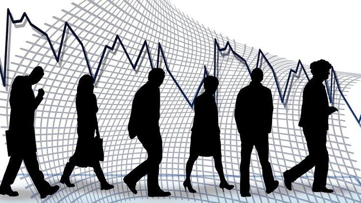 İşsizlik oranı yüzde 13,7'ye çıktı
