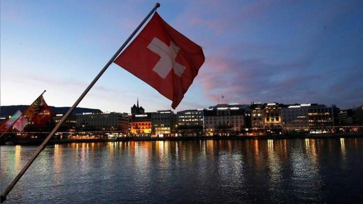 İsviçre'de bir günde 860 kişiye virüs bulaştı