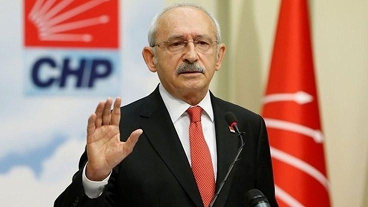 Kılıçdaroğlu: Yardımlarımızı Erdoğan yasakladı