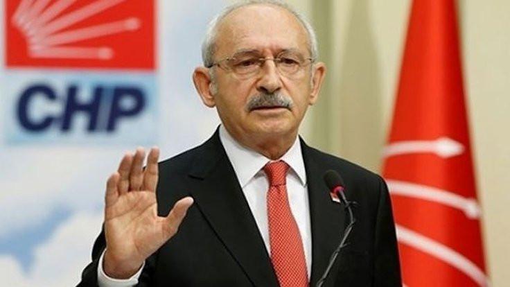 Kılıçdaroğlu: Türkiye gazetecilerin yanında