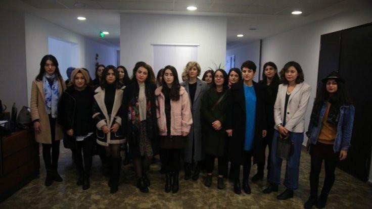 Tacizi duyuran kadın avukatlara soruşturma