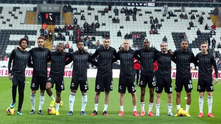 Beşiktaş Ankaragücü'nü 2-1'le geçti