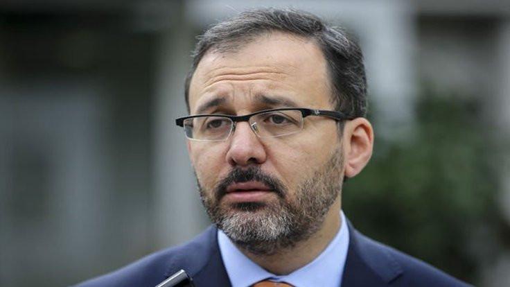 Gençlik ve Spor Bakanı: Yurtları gençlere hijyen koşullarında teslim edeceğiz