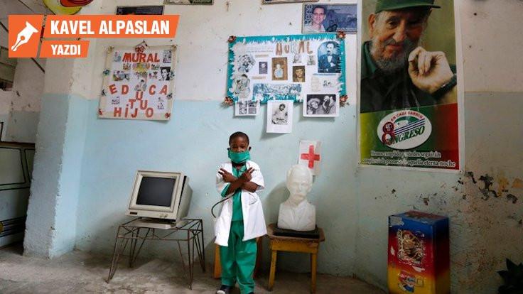 Küba'nın başarısının bir özeti: 'Sağlık'lı sosyalizm