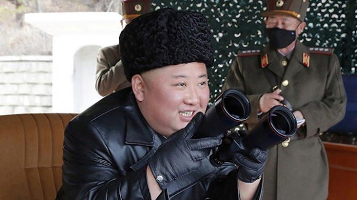 Kim Jong-un virüse meydan okudu