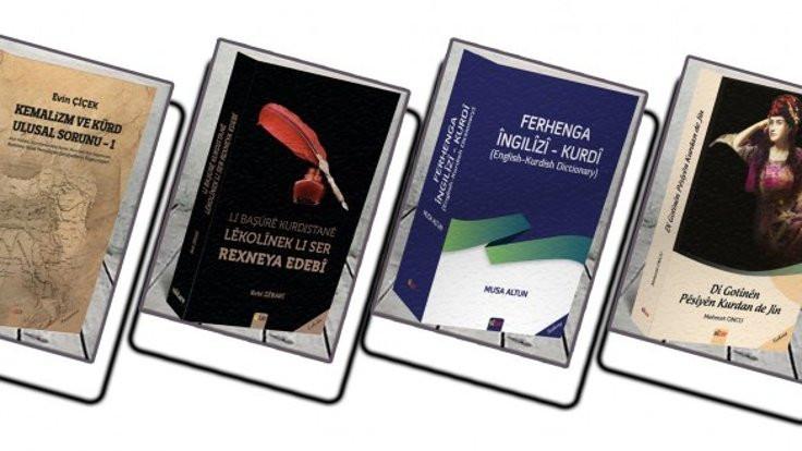 Dört yeni kitap çıktı