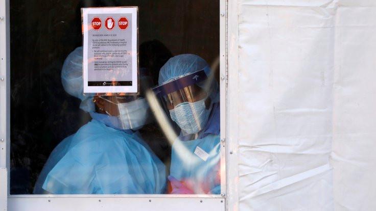 KKTC'de virüs nedeniyle ilk ölüm
