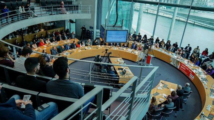 Berlin'de Kürt sorunu konferansı
