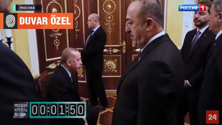 Putin'in Erdoğan'ı bekletmesi ne anlama geliyor?