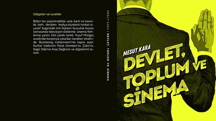 Mesut Kara'dan yeni kitap