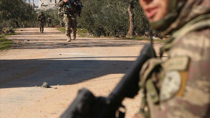MSB: Bahar Kalkanı'nda iki asker şehit oldu