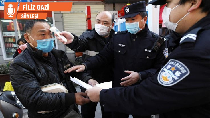 Murat Somer: Virüs rejim dinlemiyor
