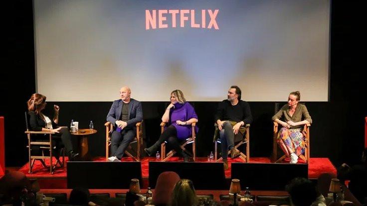 Netflix'ten 5 yeni yapım