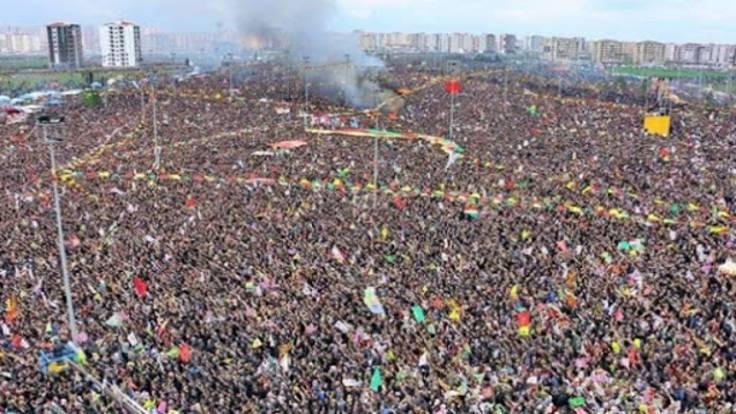 HDP Newroz etkinliklerini iptal kararı aldı