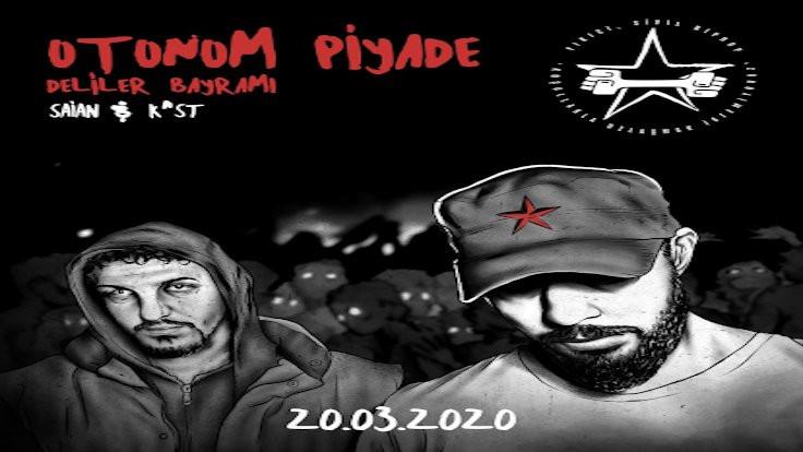 Otonom Piyade'den yeni albüm