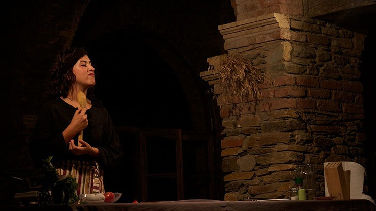 Kadro Pa'da online tiyatro