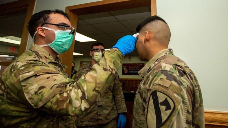 ABD ordusunda salgın büyüyor