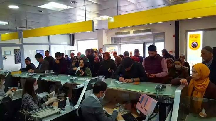 PTT çalışanları: Tedbir alınmıyor, endişeliyiz