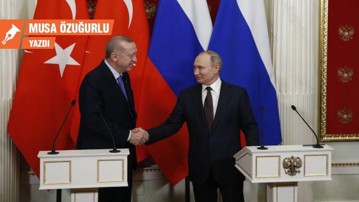 Rusya'nın labirent politikası