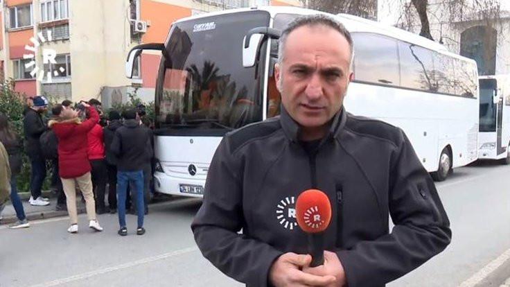 Gazeteci Rawin Sterk tutuklandı